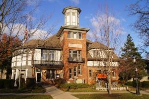 Lake Bluff Village Hall
