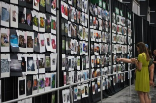 Just a portion of the photography entries
